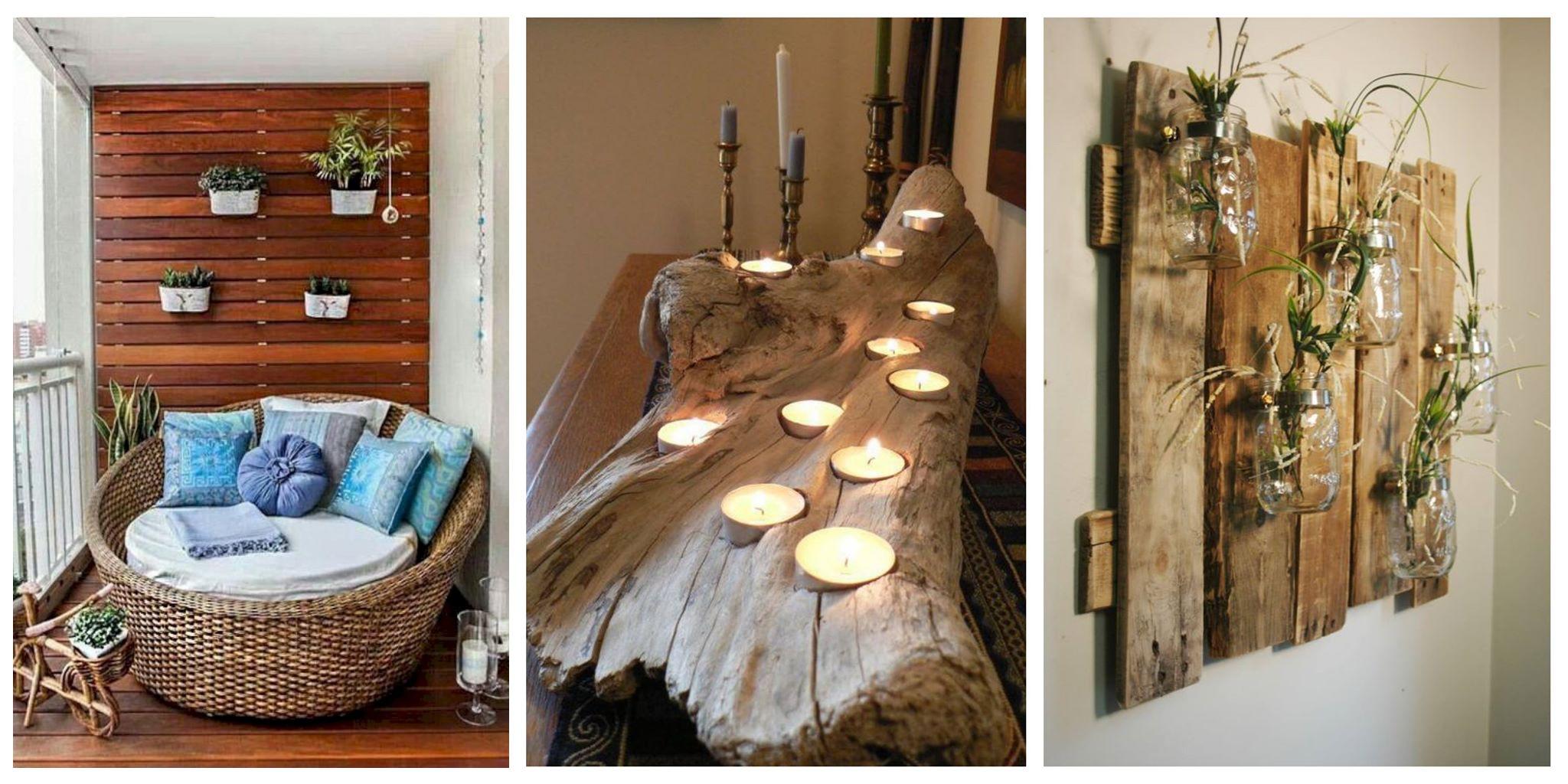 20+ nápadů na dokonalé DIY interiérové dekorace