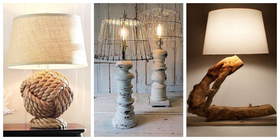 20 tipů na kouzelné stolní lampy do ložnice