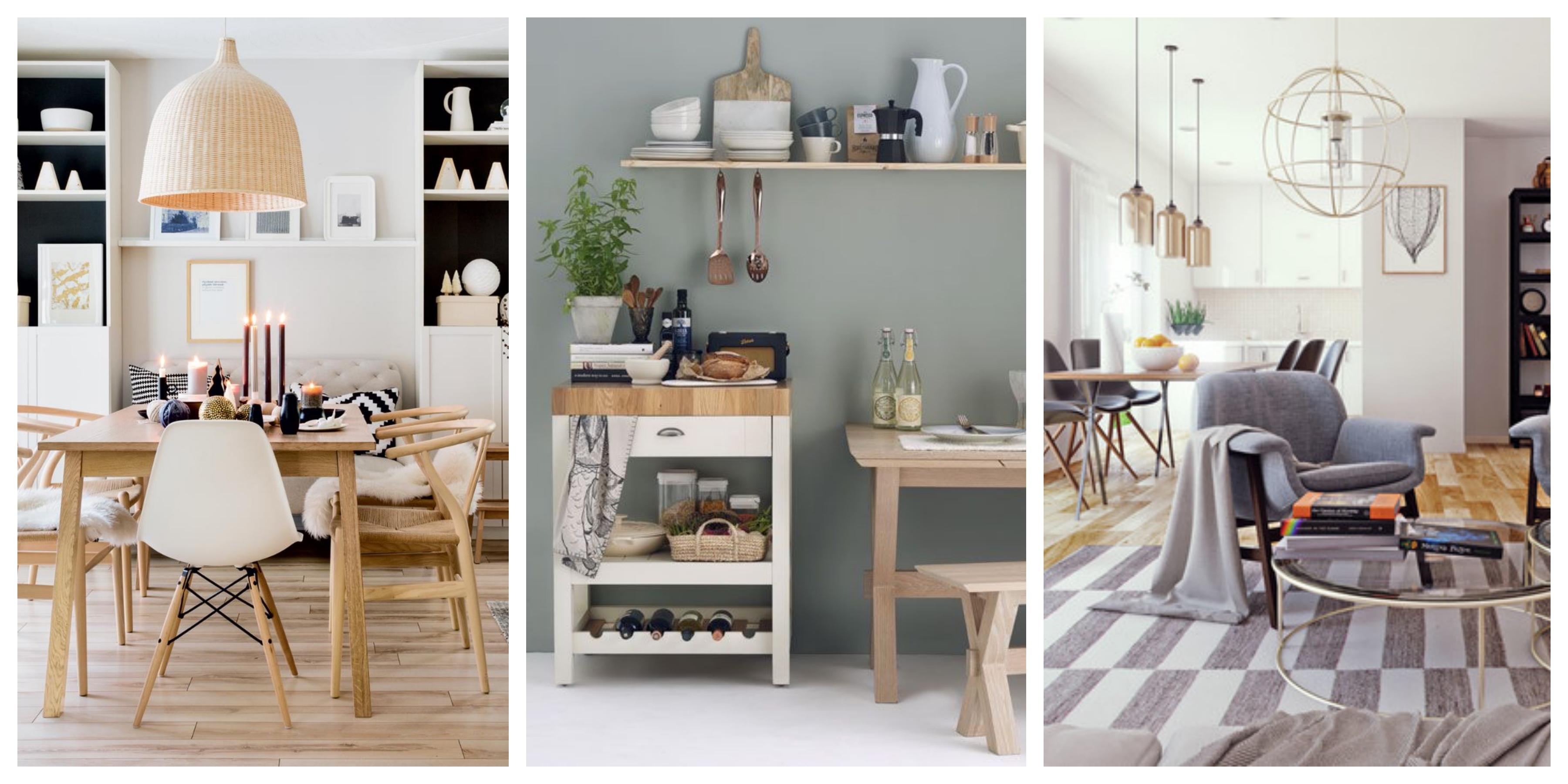 Skandinávský styl bydlení inspirace, fotogalerie