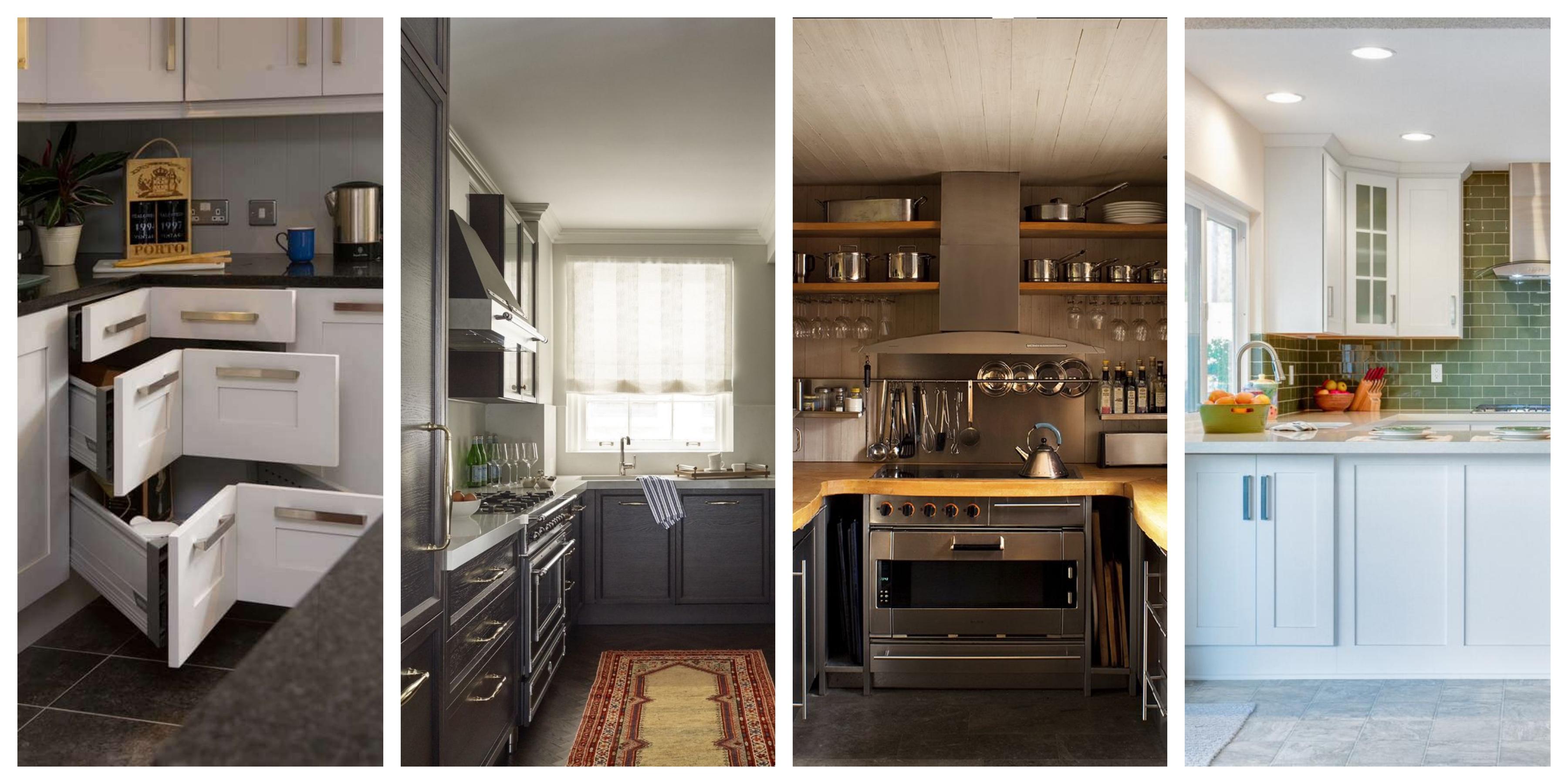 Malé kuchyně inspirace, fotogalerie