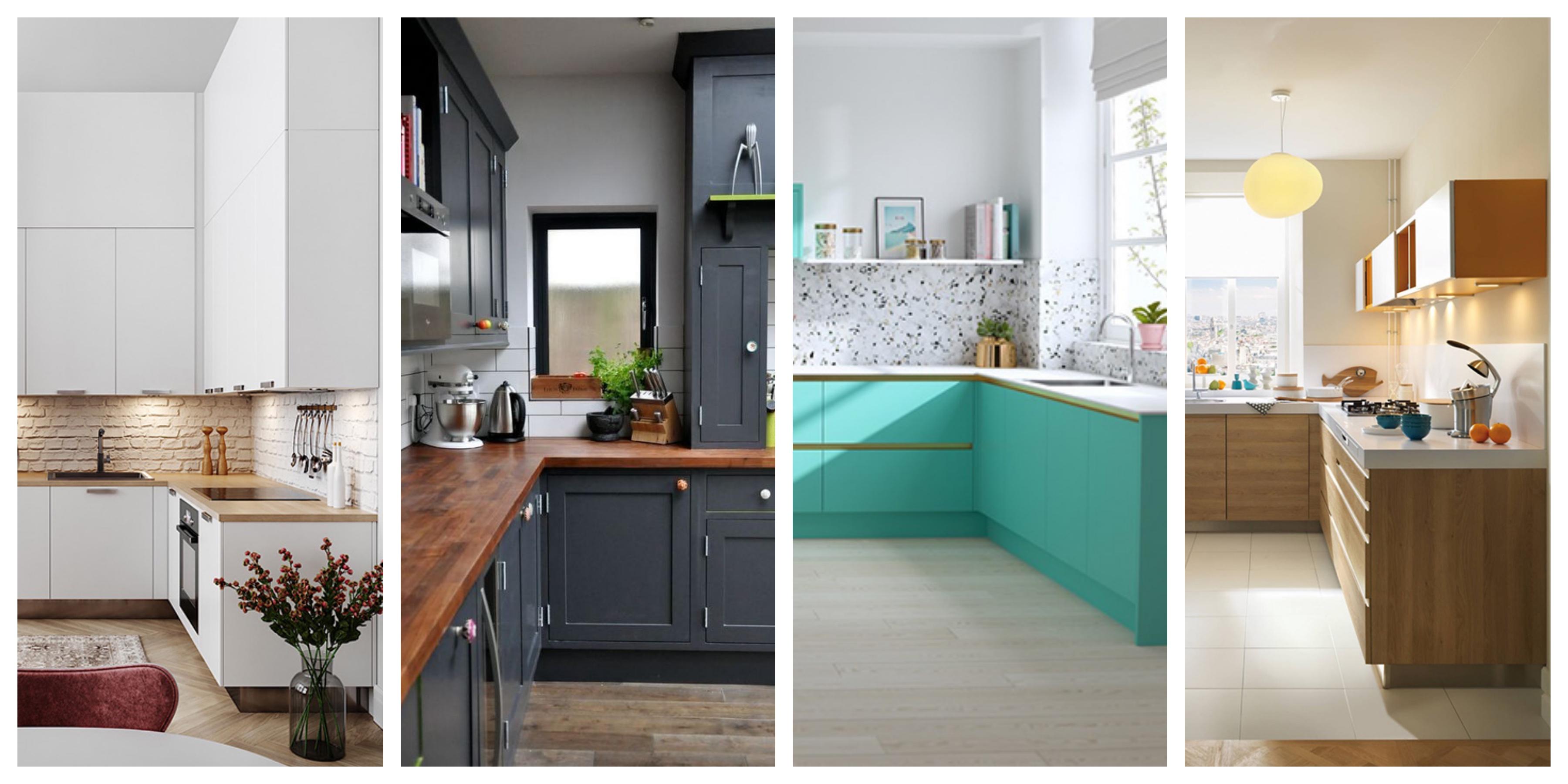 Kuchyně do L inspirace, fotogalerie