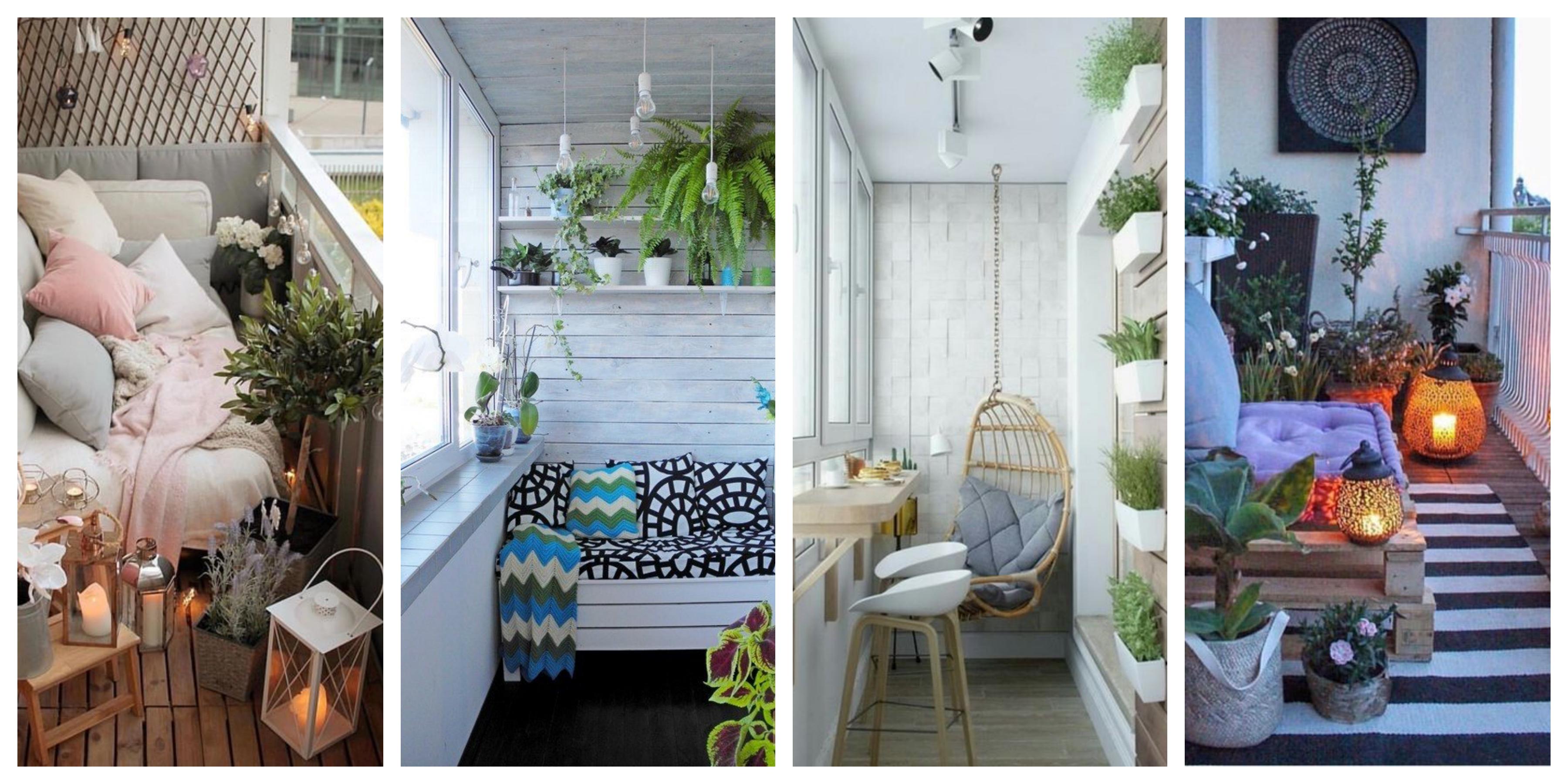 Panelákové balkony - inspirace, fotogalerie