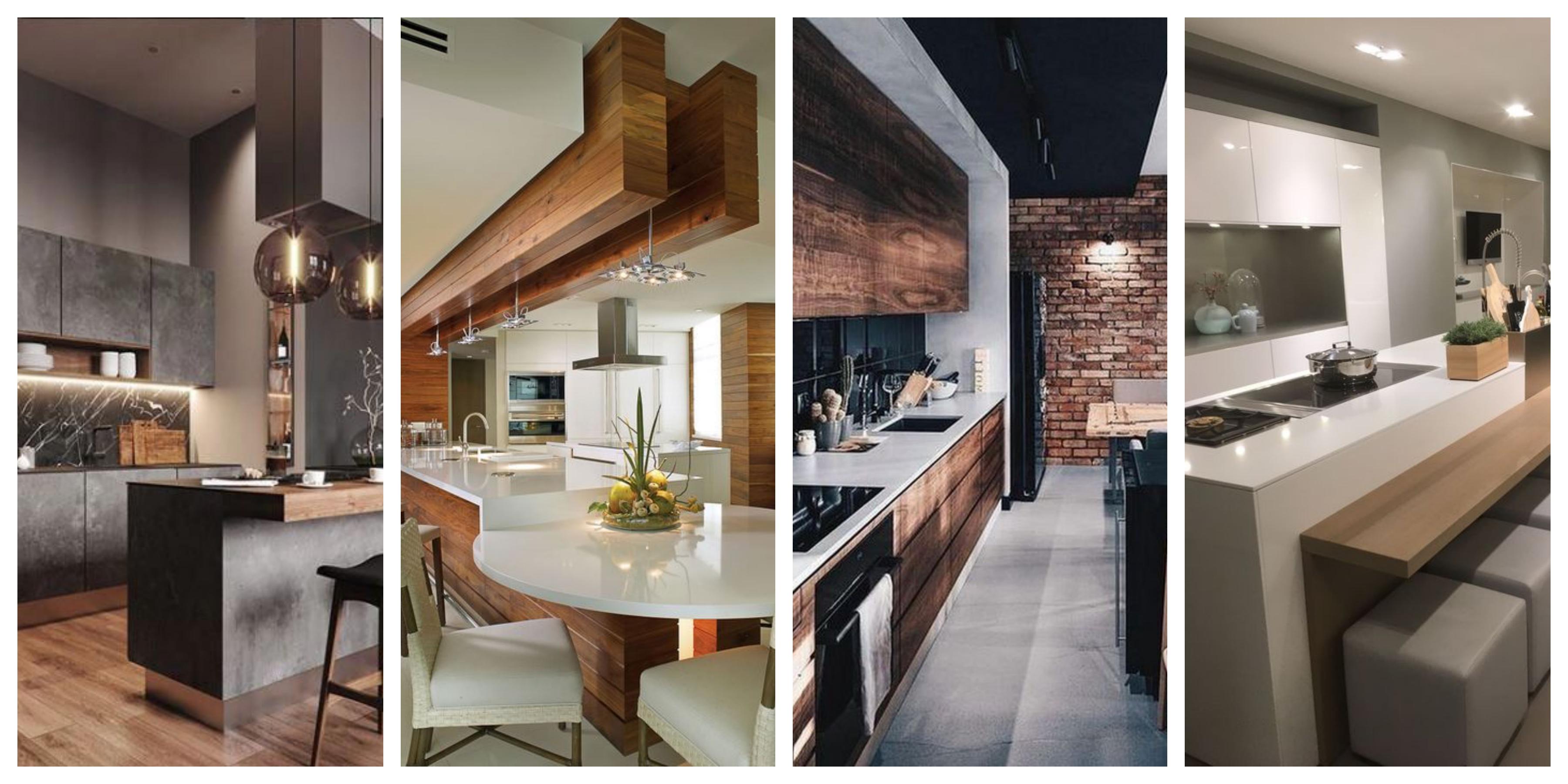 Luxusní kuchyně - inspirace, fotogalerie