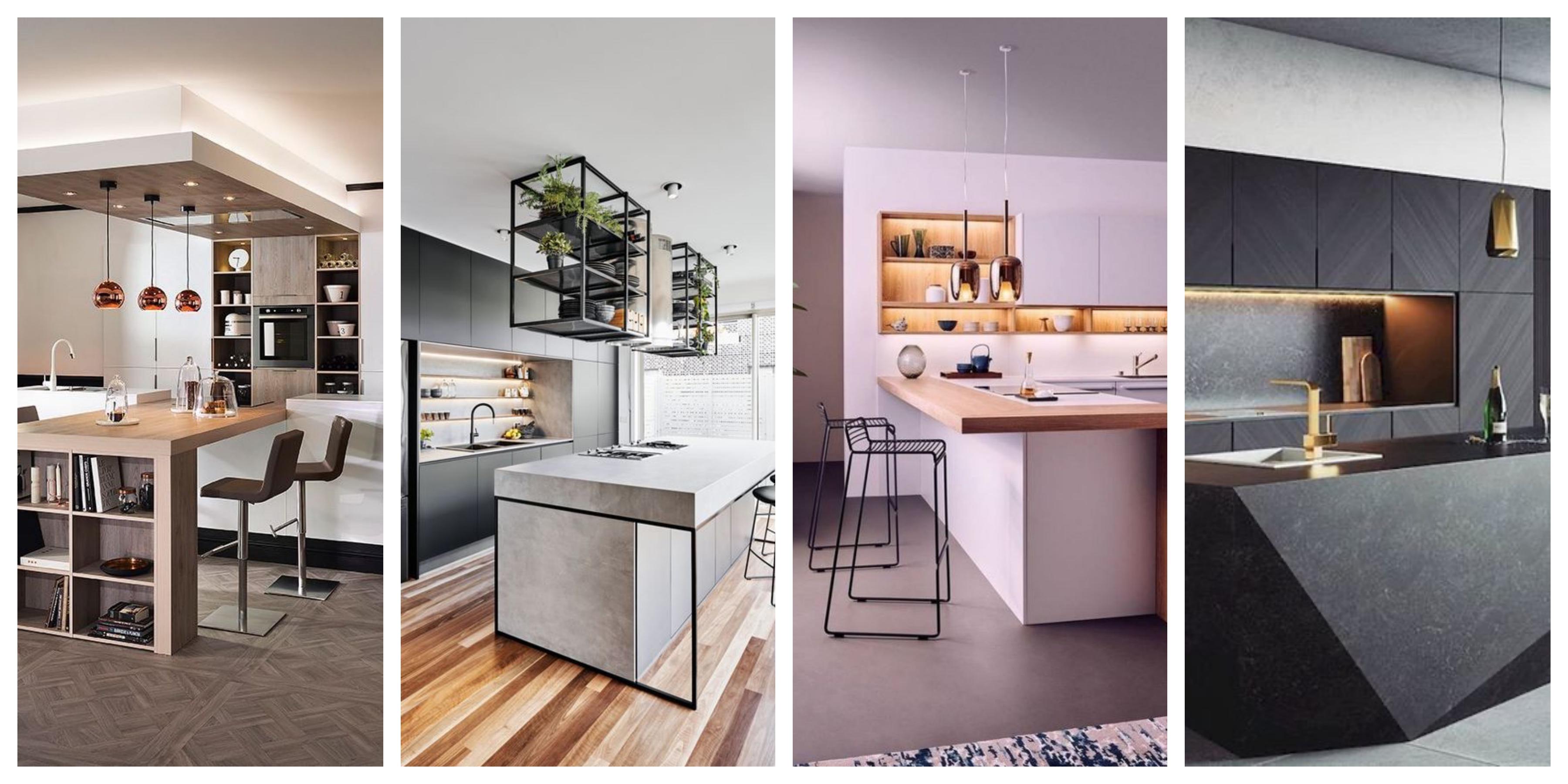 Moderní kuchyně - fotogalerie, inspirace