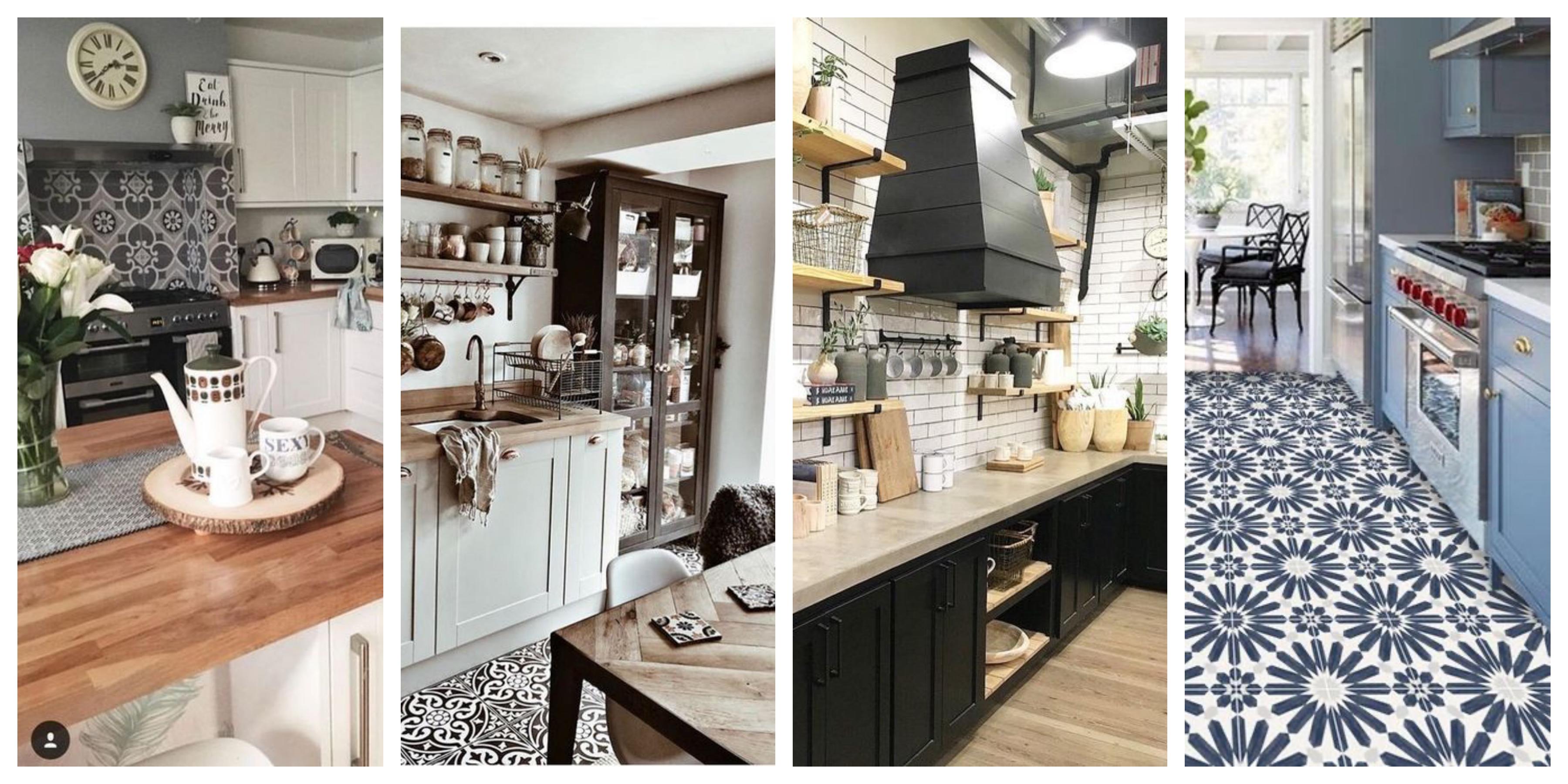 Rustikální kuchyně - inspirace, fotogalerie