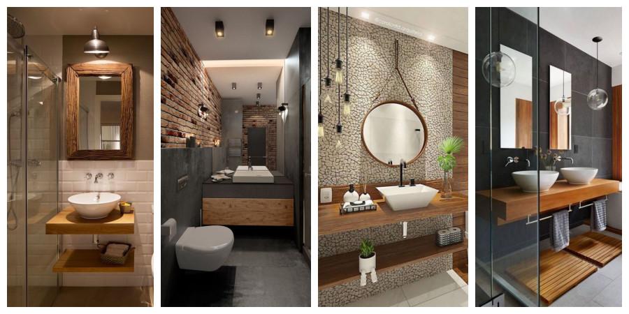 Rekonstrukce malé koupelny - inspirace, fotogalerie