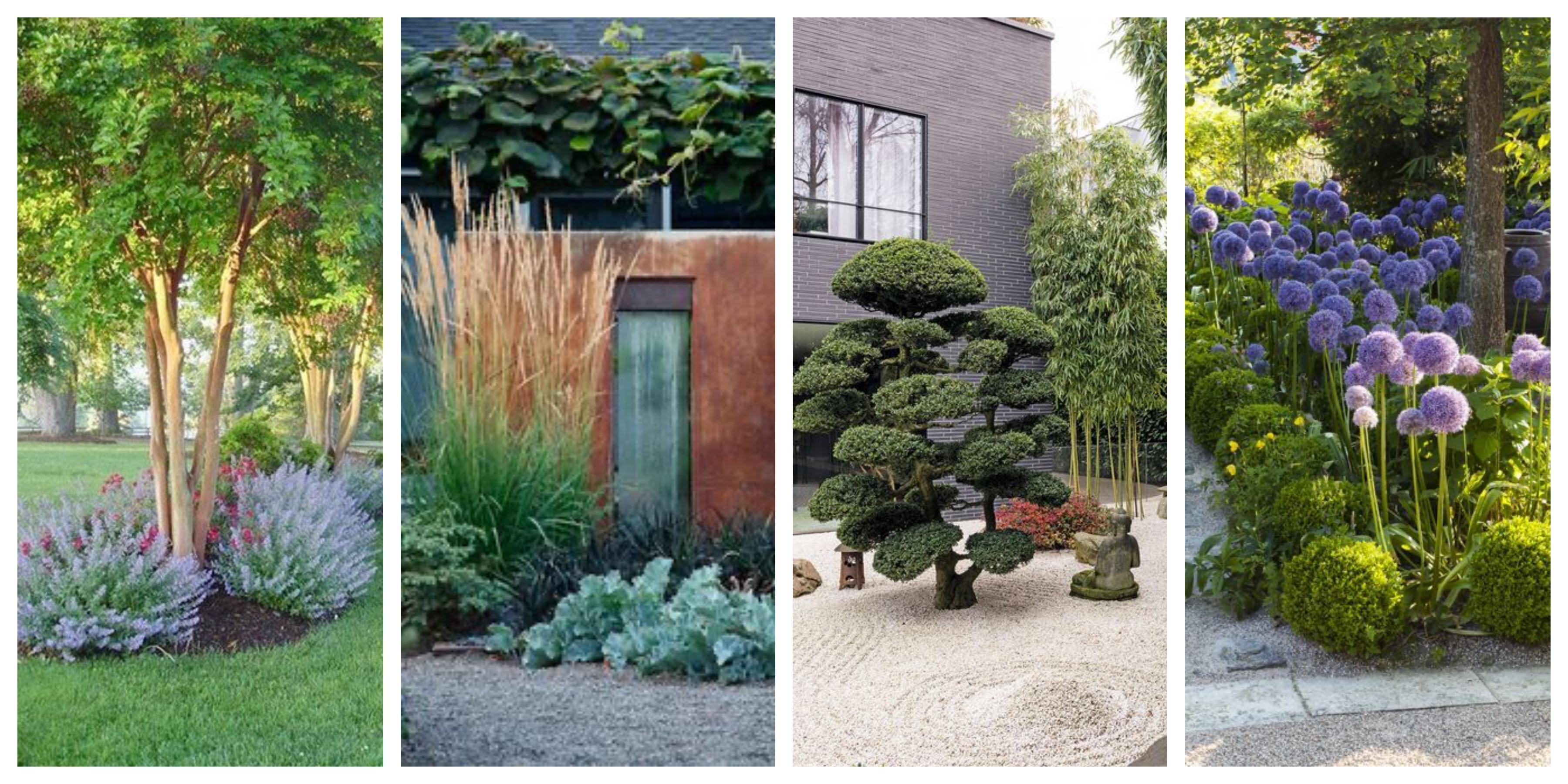 Okrasné zahrady - inspirace, fotogalerie