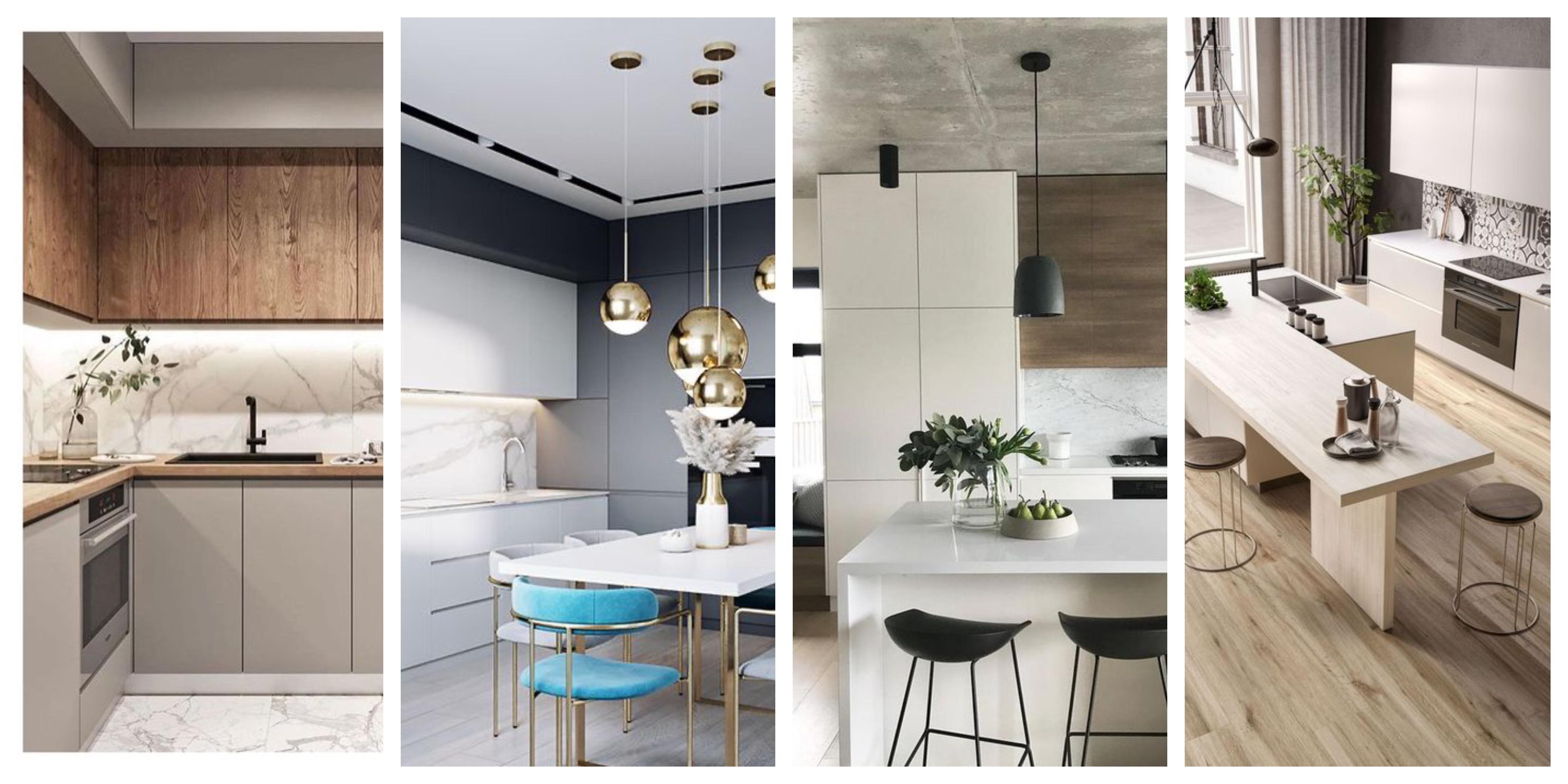 Moderní kuchyně - inspirace, fotogalerie