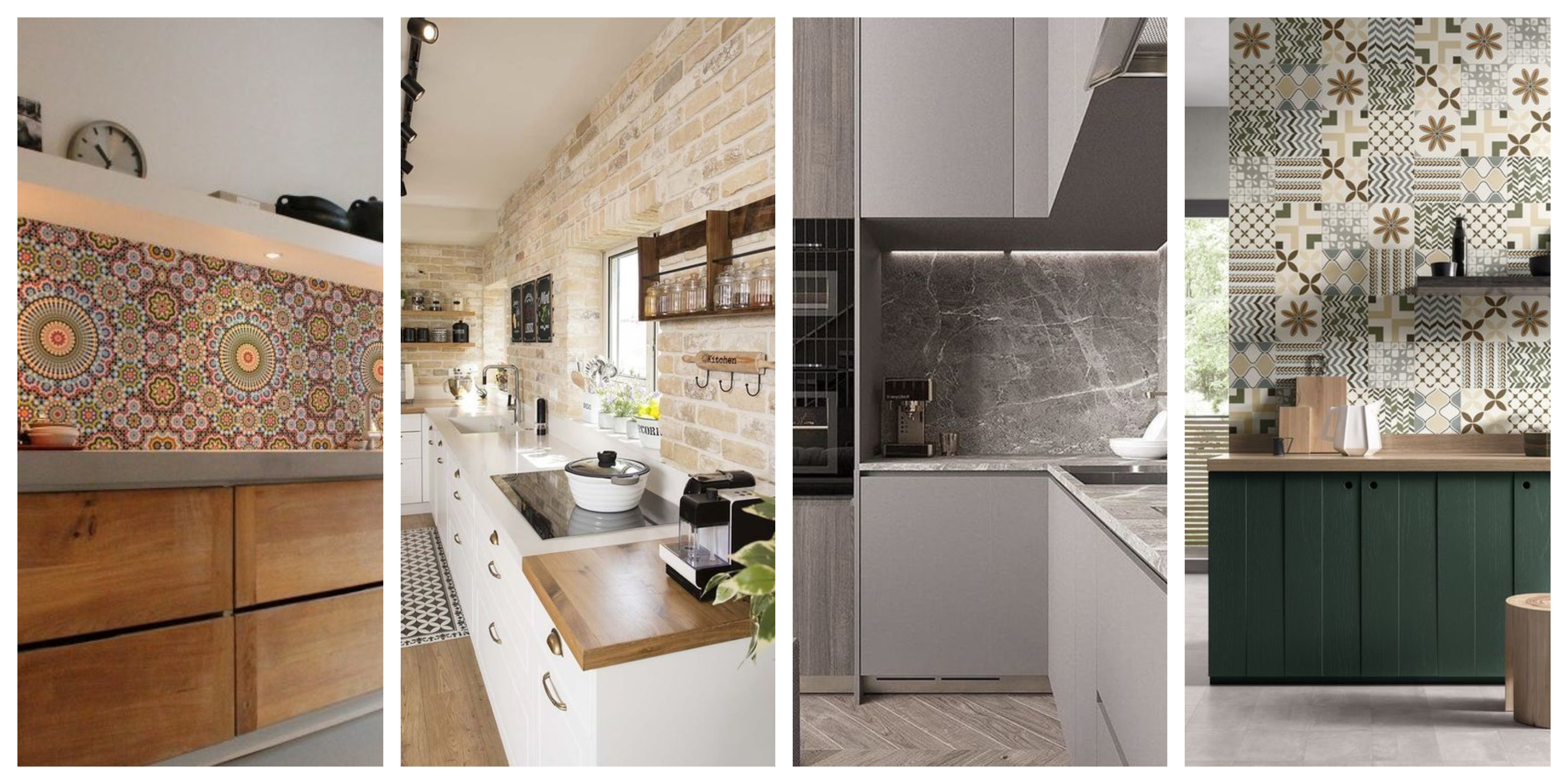 Obklady do kuchyně - fotogalerie, inspirace