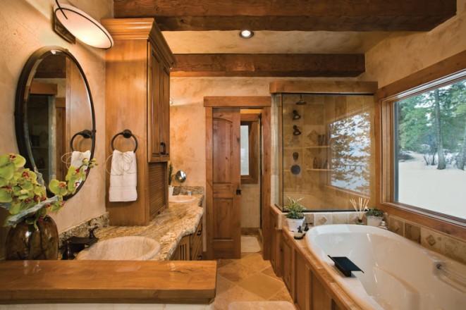 Rekonstrukce koupelny inspirace fotogalerie magaz n pro for Bathroom designs in ghana