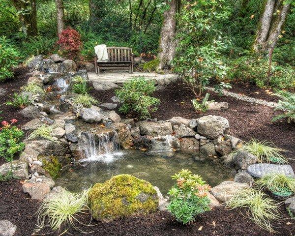 17 Nápadů Na Jednoduchá Zahradní Jezírka Bydlení Homezincz