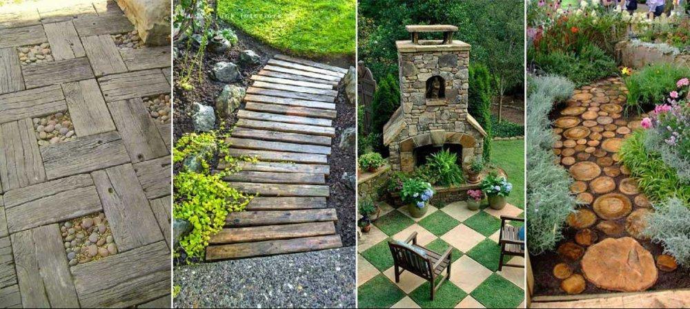 30+ zahradních chodníčků, které vás nadchnou