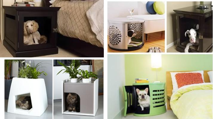 15+ pelíšků pro čtyřnohé mazlíčky i do nejmenších prostorů
