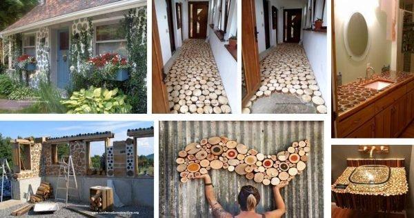 Unikátní dřevěný dům, který vás nadchne